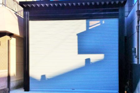 大阪府 A様邸 自由設計(囲い)/ W4mxD15mxH4m